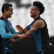 Com barca liderada por Dudu Cearense e Luis Ricardo, Botafogo abre espaço para reforços