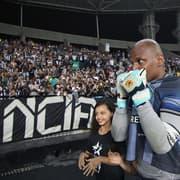 Em belo texto, Jefferson revela gratidão ao Botafogo: 'Valeu a pena. Faria tudo de novo'
