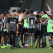 Botafogo e os pontos que ficaram pelo caminho