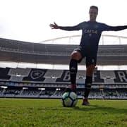 Dudu Cearense passa a limpo a trajetória pelo Botafogo: 'Sonho realizado'