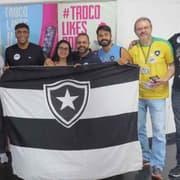 Campanha do Botafogo arrecada mais de 70 bolsas de sangue e vai salvar quase 300 vidas