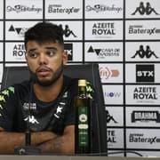 Leandrinho comemora volta ao Botafogo: 'Estou mais maduro como homem e profissional'