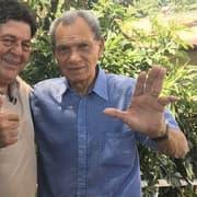Ídolo do Botafogo, Manga começa a morar no Retiro dos Artistas: 'A torcida me ajudou muito'