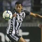 Dirigente defende modelo da venda de Bochecha pelo Botafogo: 'Nos últimos anos foi só custo'