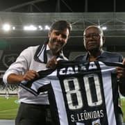 Substituir Nilton Santos, goleada no Flamengo e dedicação: a relação de Sebastião Leônidas com o Botafogo