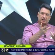 Poupar ou não poupar contra o Santos? Comentaristas lembram elenco curto do Botafogo e calendário