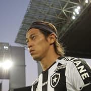 Ex-Botafogo, Honda tem sonho olímpico frustrado e não é convocado para Jogos de Tóquio