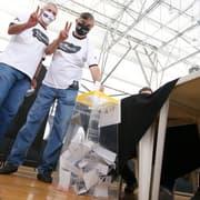 Sócios dão recado aos dirigentes do Botafogo nas urnas