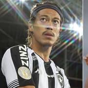 Ex-Botafogo, Dudu Cearense aconselha Honda no Twitter: 'Chame os jogadores e faça como um verdadeiro líder'