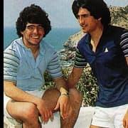 Boca x River e boato: como acabou amizade entre Maradona e técnico do Botafogo