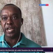 PC Oliveira no apito teria transformado Botafogo x Coritiba em tragédia