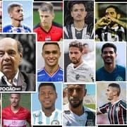 Onde estão agora? Metade dos reforços contratados na gestão Mufarrej já deixou o Botafogo. Relembre!