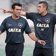 Primeiro técnico na temporada 2020, Valentim critica Botafogo ao relembrar conquista com Lazaroni: 'Não deram valor'