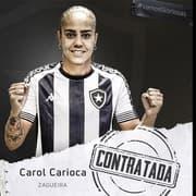 Futebol feminino: Botafogo anuncia mais três contratações para a temporada 2021
