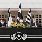Conselho Deliberativo informa que trabalha para que reunião sobre a Botafogo S/A ocorra ainda em maio