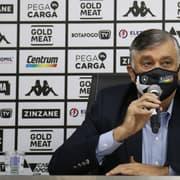 Presidente do Botafogo nega contratações de Yuri e Frazan, do Fluminense, em troca por Matheus Babi