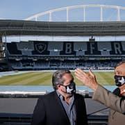 Nova Botafogo S/A: expectativa de R$ 550 milhões, negociar 80% da dívida e metas esportivas