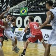 Basquete: Botafogo perde do Osasco e acumula terceira derrota seguida no Brasileiro