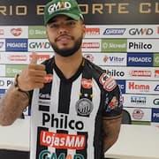 Cria do Botafogo, meia volta de Portugal e reforça adversário na Série B do Brasileirão