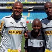 Destaque do Volta Redonda, Andrey revê o Botafogo: 'Gostaria de ter tido mais oportunidades'