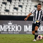 Botafogo tenta solução para Guilherme Santos e Felipe Ferreira, sem espaço com Enderson