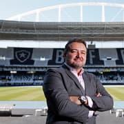 CEO apresenta números dos primeiros meses da gestão Durcesio no Botafogo a conselheiros; folha do futebol reduziu 36%