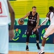 Basquete: Botafogo vence NBPG/Ponta Grossa em jogo dramático e empata série quartas de final do Brasileiro