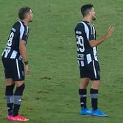 Botafogo: Marcinho é apenas advertido por expulsão contra o Nova Iguaçu no Carioca