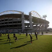 Botafogo volta a treinar no Estádio Nilton Santos nesta quinta após quase um mês e críticas na Copa América
