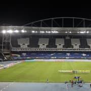 Cessão do Nilton Santos para a Copa América divide opiniões no Botafogo internamente