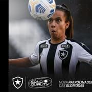 Botafogo acerta patrocínio de um ano, e marca estampará camisa do time feminino