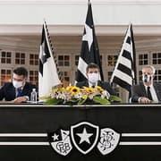 Conselho Deliberativo do Botafogo rejeita contas de 2020 e aprova orçamento revisado de 2021