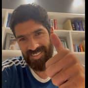 Loco Abreu: 'Tenho o lindo sonho de ser treinador do Botafogo. Esse momento vai chegar'