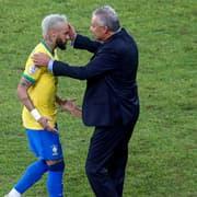 Torcedores do Botafogo concordam com críticas de Neymar e Tite e acham que clube deve cuidar melhor do gramado do Estádio Nilton Santos