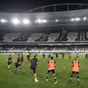 Botafogo embalado! Confira o que mudou após chegada do técnico Enderson Moreira