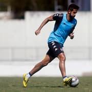 Jonathan manda recado a torcedores do Botafogo e diz: 'Aos poucos estou voltando'
