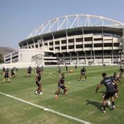 Barreto, Pedro Castro e Luís Oyama disputam duas vagas no Botafogo