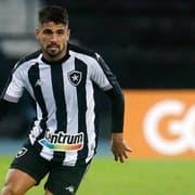 Daniel Borges prega cautela no Botafogo: 'Não baixar a guarda porque a Série B é traiçoeira'