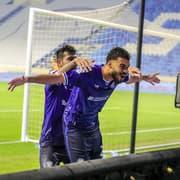 Comandado por Ramón Díaz, zagueiro ex-Botafogo brilha na Liga dos Emirados Árabes; Alvinegro pode lucrar