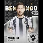 Messi no Botafogo para reserva de Chay? Torcida capricha nos memes, e Rizek e Felipe Neto entram na campanha