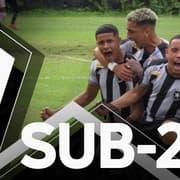 VÍDEO: Botafogo divulga bastidores da vitória sobre o Internacional pelo Campeonato Brasileiro Sub-20