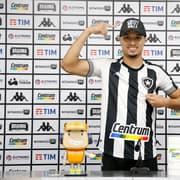 Botafogo tem opção de compra de Luiz Henrique, do Fortaleza, por R$ 5 milhões