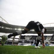 Botafogo confirmado sem mudanças para enfrentar o Náutico; veja a escalação