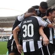 Primeira virada com Enderson deixa Botafogo pronto para o acesso