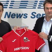 (OFF) Ex-Botafogo, Honda reforça clube da Lituânia após pouco atuar no Azerbaijão