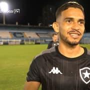 De volta à terra natal, Marco Antônio prevê jogo difícil contra o Remo e exalta sequência no Botafogo