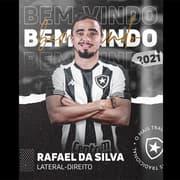 Proposta do Fluminense era de salário três vezes maior, mas Rafael optou pelo Botafogo