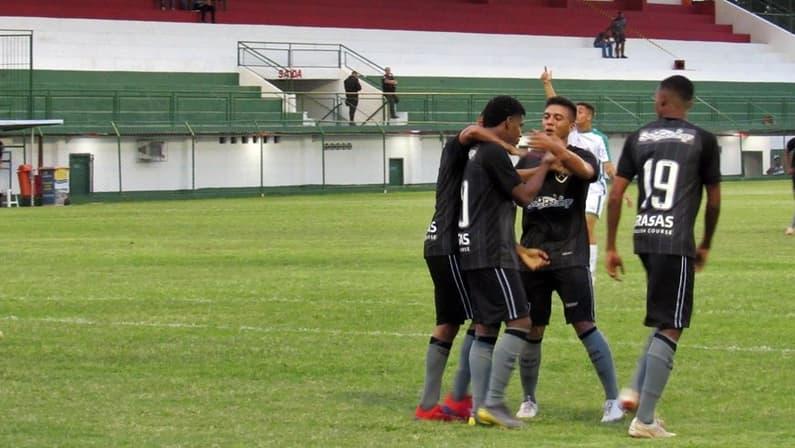 Base: com gol de Rhuan, Sub-20 do Botafogo vence a Cabofriense por 1 a 0 pela Taça Guanabara