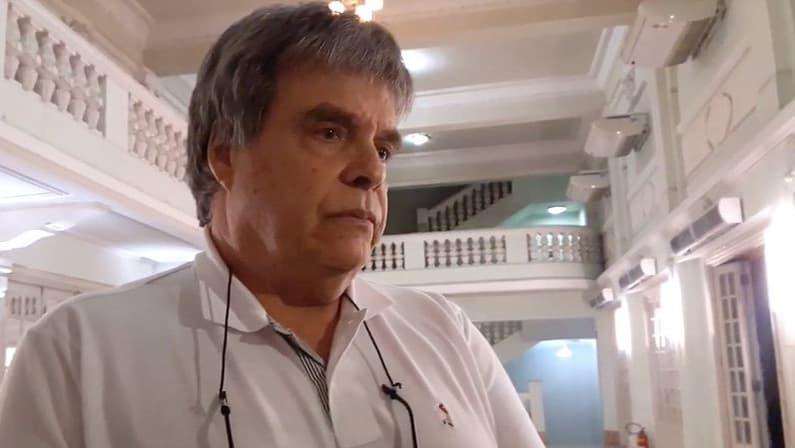 Luiz Felipe Novis, VP de finanças do Botafogo