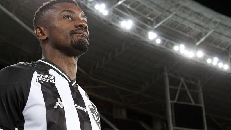 Kalou - Botafogo x Coritiba